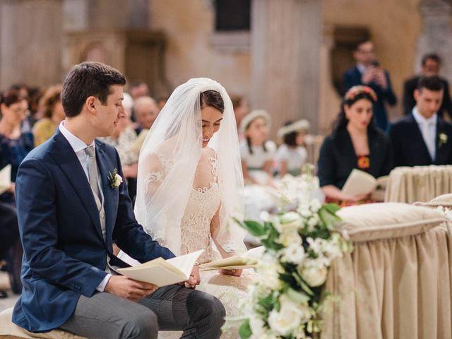 Il matrimonio di Francesco e Lucia a Roma, Roma 42
