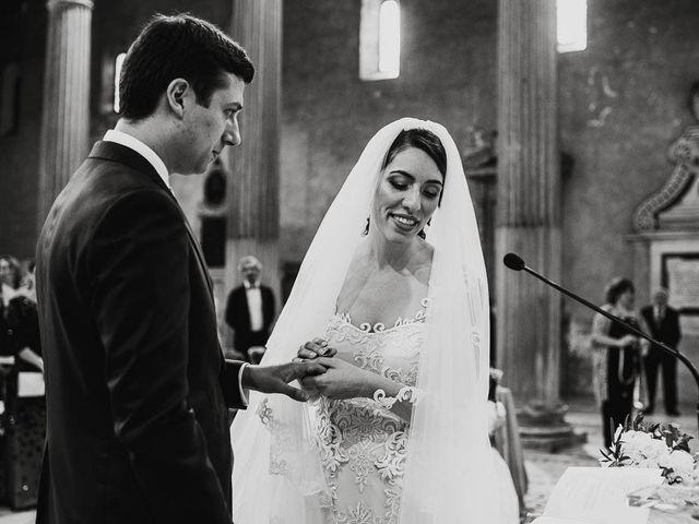 Il matrimonio di Francesco e Lucia a Roma, Roma 45