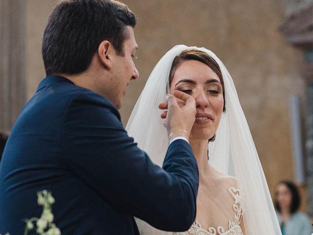 Il matrimonio di Francesco e Lucia a Roma, Roma 49