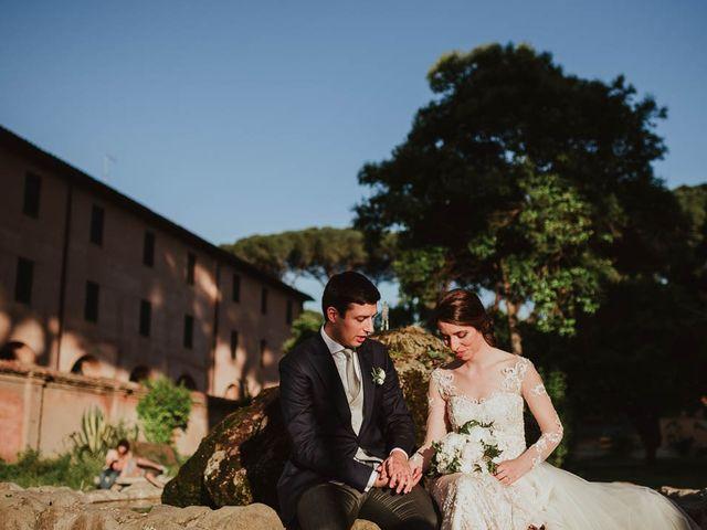 Il matrimonio di Francesco e Lucia a Roma, Roma 55