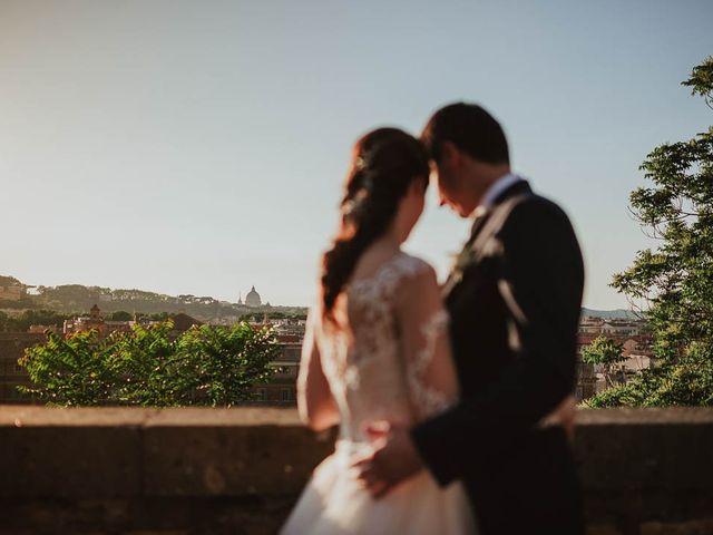 Il matrimonio di Francesco e Lucia a Roma, Roma 60