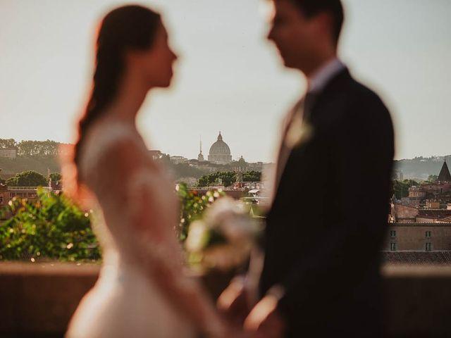 Il matrimonio di Francesco e Lucia a Roma, Roma 61