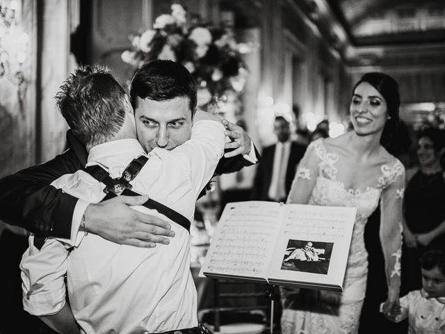 Il matrimonio di Francesco e Lucia a Roma, Roma 75