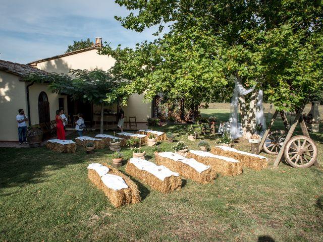 Il matrimonio di Gianpaolo e Marica a Montecatini Val di Cecina, Pisa 5