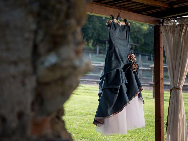 Il matrimonio di Gianpaolo e Marica a Montecatini Val di Cecina, Pisa 9