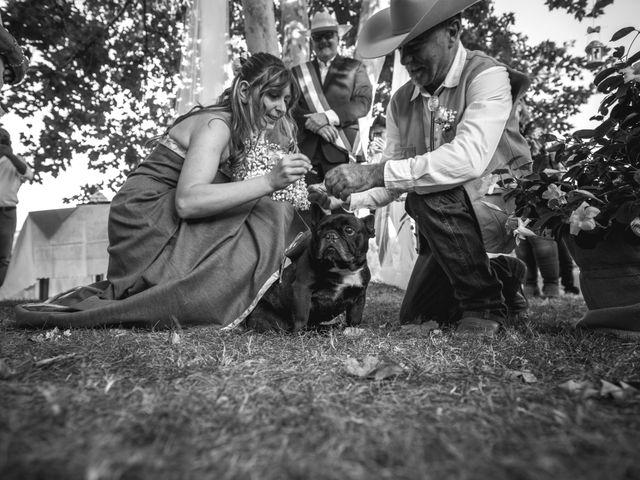 Il matrimonio di Gianpaolo e Marica a Montecatini Val di Cecina, Pisa 1