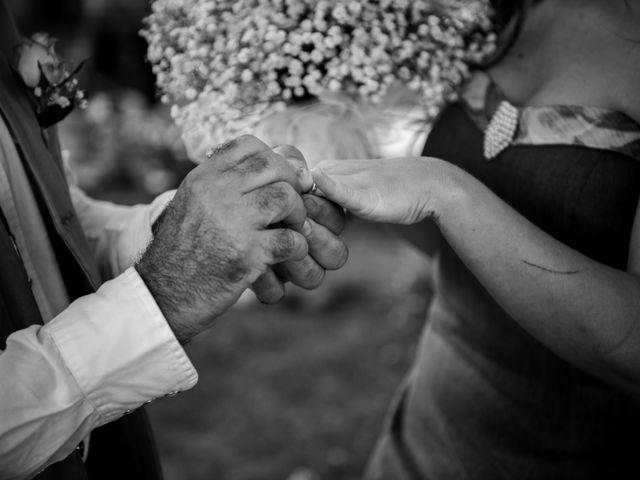 Il matrimonio di Gianpaolo e Marica a Montecatini Val di Cecina, Pisa 18