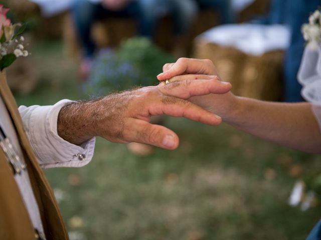 Il matrimonio di Gianpaolo e Marica a Montecatini Val di Cecina, Pisa 19