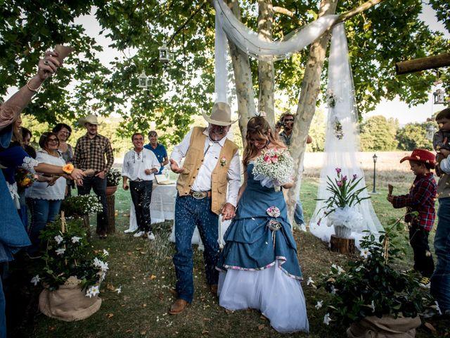 Il matrimonio di Gianpaolo e Marica a Montecatini Val di Cecina, Pisa 20