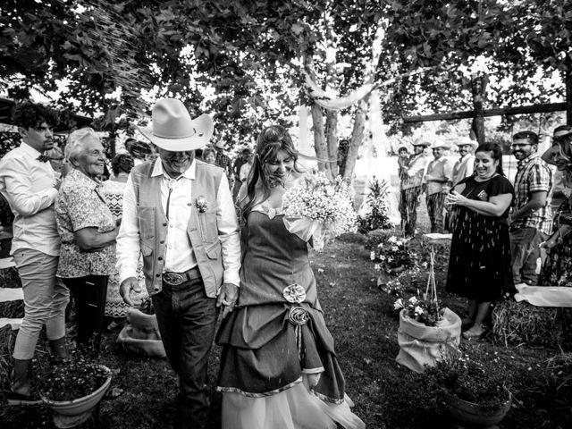 Il matrimonio di Gianpaolo e Marica a Montecatini Val di Cecina, Pisa 21