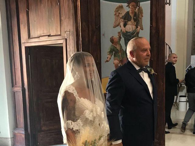 Il matrimonio di Lorenzo e Giulia a Rotello, Campobasso 4