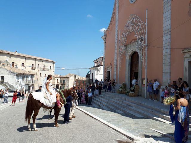 Il matrimonio di Lorenzo e Giulia a Rotello, Campobasso 10