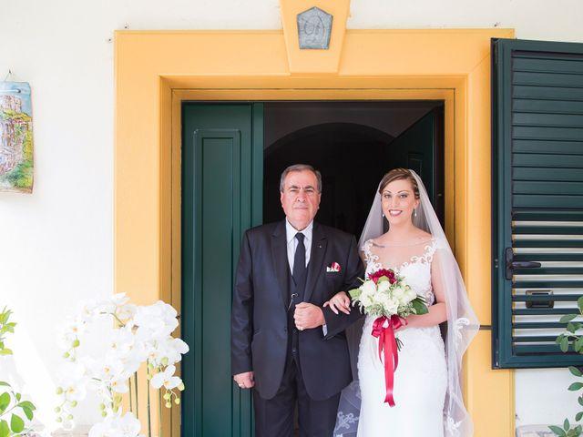 Il matrimonio di Alessandro e Emanuela a Spilinga, Vibo Valentia 10