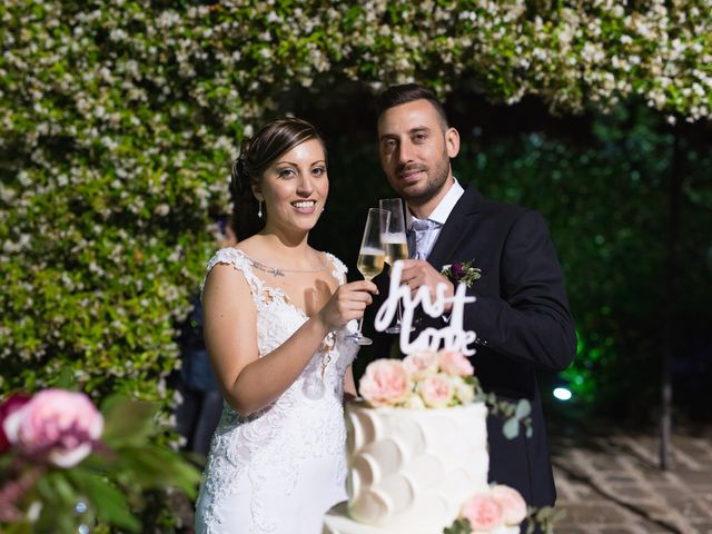 Il matrimonio di Alessandro e Emanuela a Spilinga, Vibo Valentia 30
