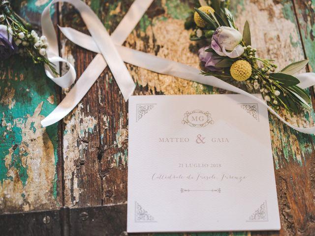 Il matrimonio di Matteo e Gaia a Firenze, Firenze 15