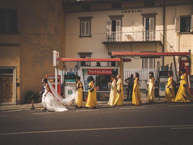 Il matrimonio di Matteo e Gaia a Firenze, Firenze 31