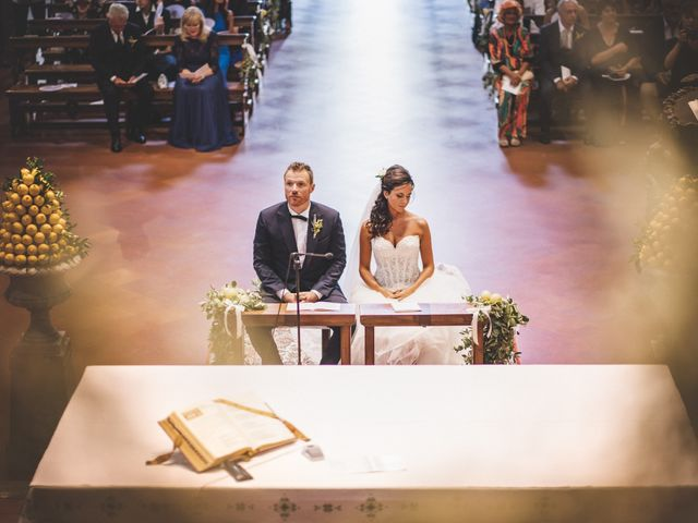 Il matrimonio di Matteo e Gaia a Firenze, Firenze 35