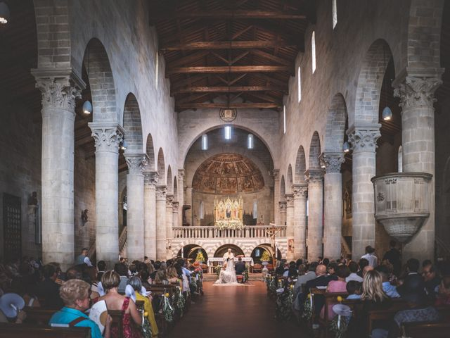 Il matrimonio di Matteo e Gaia a Firenze, Firenze 36