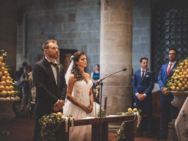 Il matrimonio di Matteo e Gaia a Firenze, Firenze 40