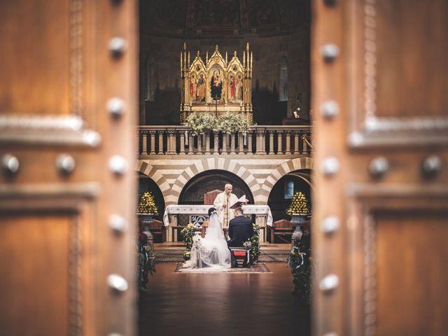 Il matrimonio di Matteo e Gaia a Firenze, Firenze 44