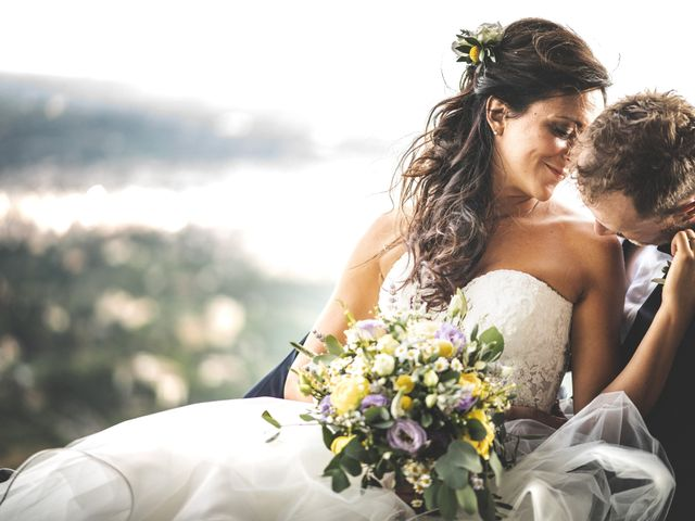 Il matrimonio di Matteo e Gaia a Firenze, Firenze 55