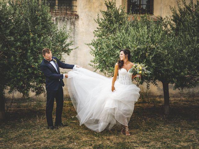 Il matrimonio di Matteo e Gaia a Firenze, Firenze 56