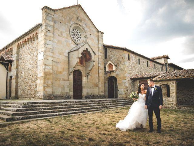 Il matrimonio di Matteo e Gaia a Firenze, Firenze 57