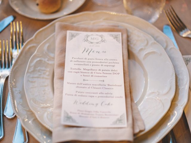 Il matrimonio di Matteo e Gaia a Firenze, Firenze 70