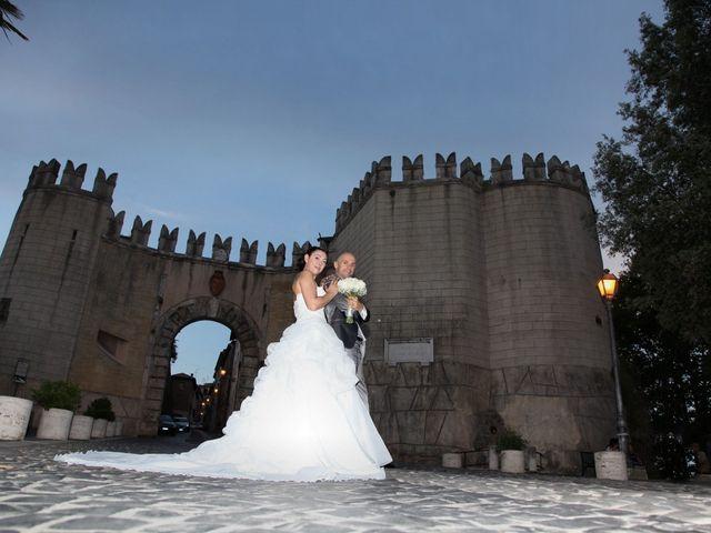 Le nozze di Alessandra e Manolo