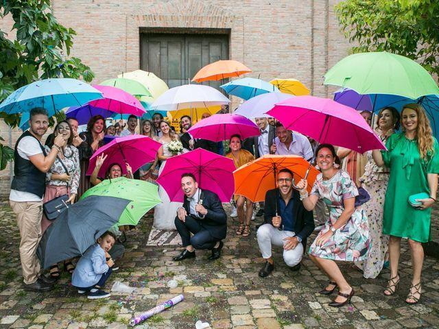 Il matrimonio di Mirco e Carlotta a Cesena, Forlì-Cesena 30
