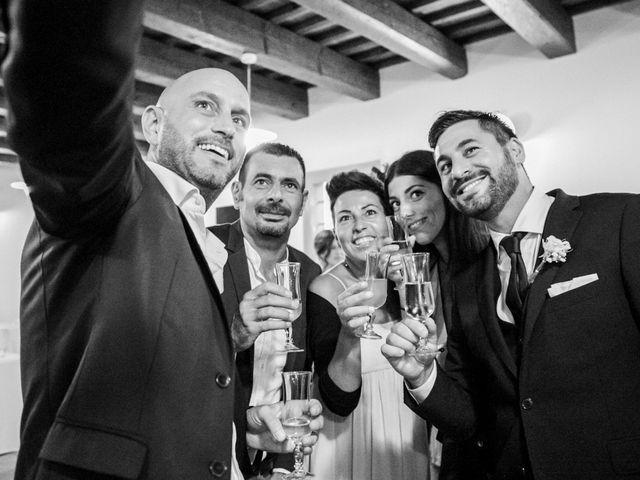 Il matrimonio di Mirco e Carlotta a Cesena, Forlì-Cesena 41
