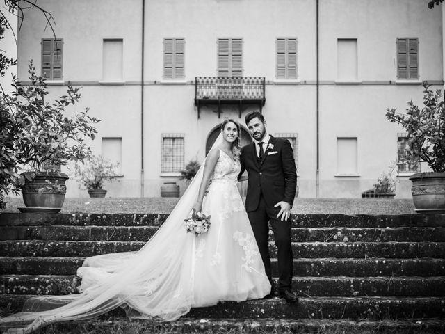 Il matrimonio di Mirco e Carlotta a Cesena, Forlì-Cesena 53
