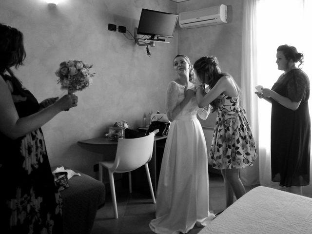 Il matrimonio di Saimir e Anna a Salvirola, Cremona 12