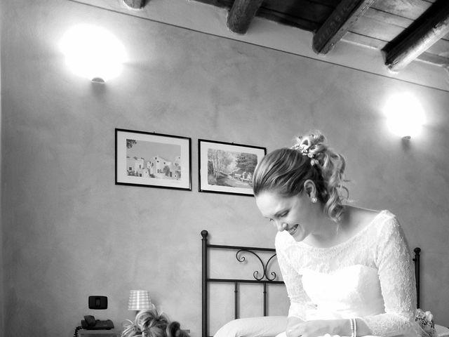 Il matrimonio di Saimir e Anna a Salvirola, Cremona 19