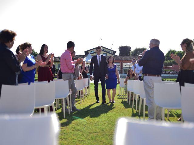 Il matrimonio di Saimir e Anna a Salvirola, Cremona 34