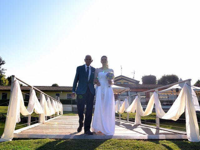 Il matrimonio di Saimir e Anna a Salvirola, Cremona 36