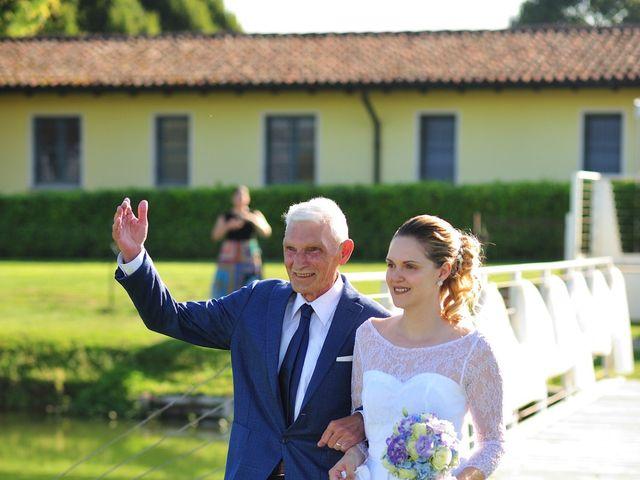 Il matrimonio di Saimir e Anna a Salvirola, Cremona 37
