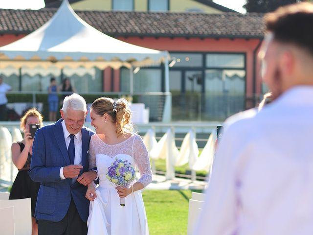 Il matrimonio di Saimir e Anna a Salvirola, Cremona 38