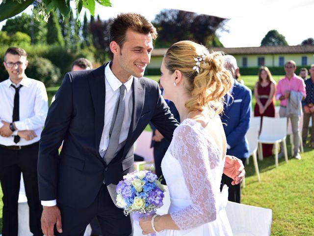 Il matrimonio di Saimir e Anna a Salvirola, Cremona 40