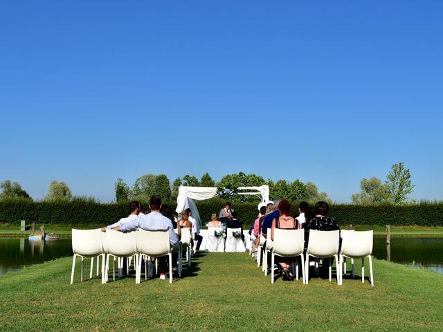 Il matrimonio di Saimir e Anna a Salvirola, Cremona 42