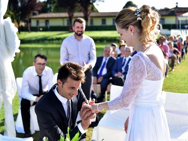 Il matrimonio di Saimir e Anna a Salvirola, Cremona 46