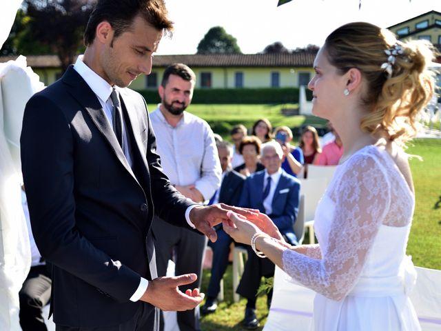 Il matrimonio di Saimir e Anna a Salvirola, Cremona 48