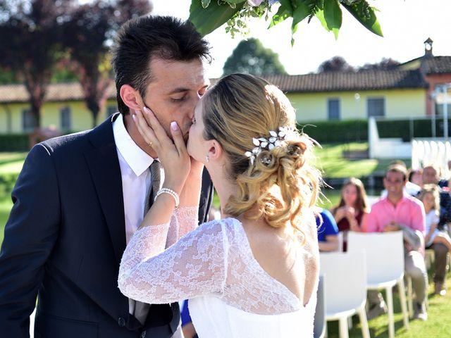 Il matrimonio di Saimir e Anna a Salvirola, Cremona 49