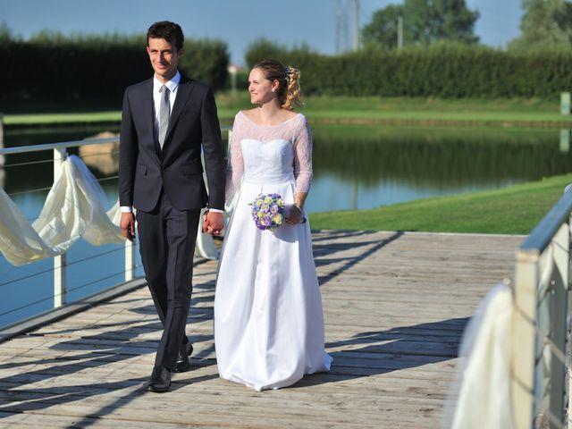 Il matrimonio di Saimir e Anna a Salvirola, Cremona 50