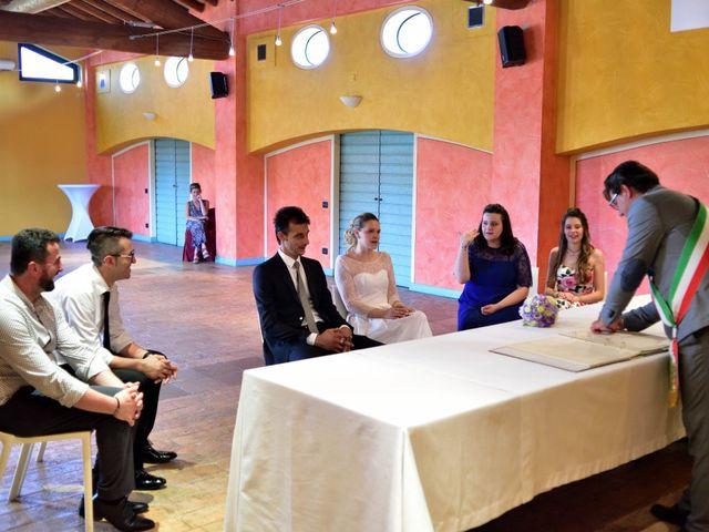 Il matrimonio di Saimir e Anna a Salvirola, Cremona 51
