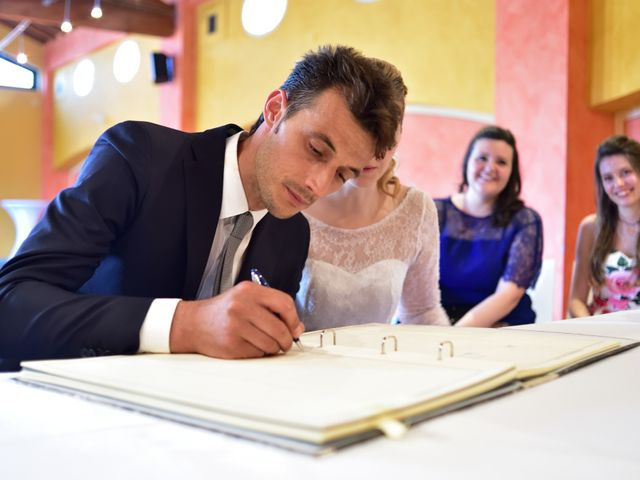 Il matrimonio di Saimir e Anna a Salvirola, Cremona 52
