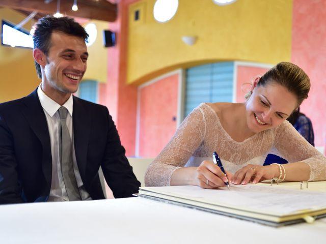 Il matrimonio di Saimir e Anna a Salvirola, Cremona 53