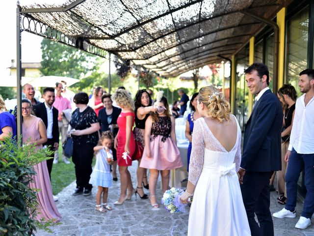 Il matrimonio di Saimir e Anna a Salvirola, Cremona 64