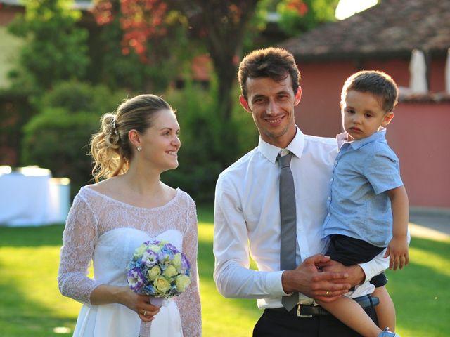 Il matrimonio di Saimir e Anna a Salvirola, Cremona 68