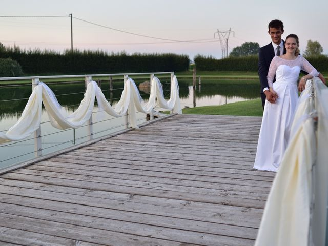 Il matrimonio di Saimir e Anna a Salvirola, Cremona 73